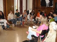 algunes fotos d'assemblea...totes les veuràs en gran a la galeria d'imatges de la web!