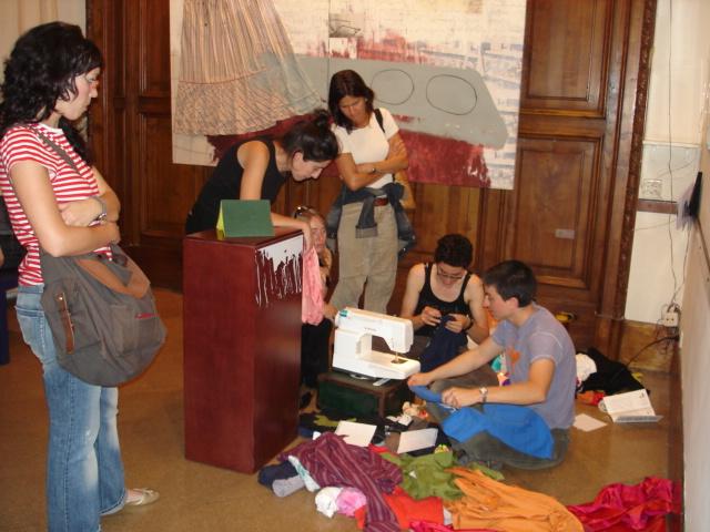 FemArt 2006 - Artistes en acció
