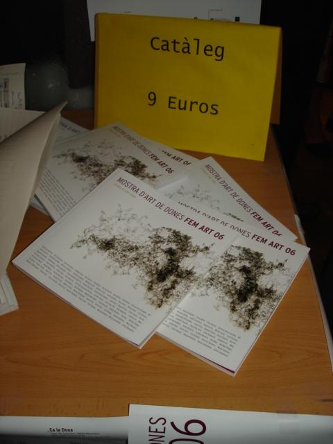 Catàleg FemArt 2006 La Casa