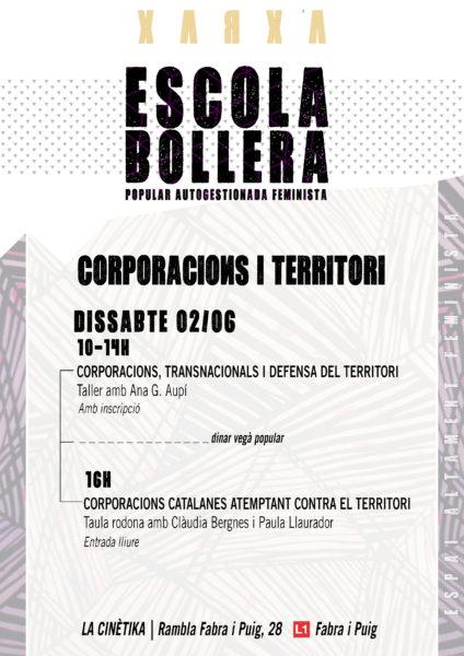 02/06::. Escola Bollera- Jornada: Corporacions i Territori