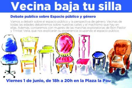 01/06::. Debat públic sobre Espai públic i gènere