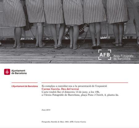 13/06::. Exposició Carme Garcia. Des del terrat.