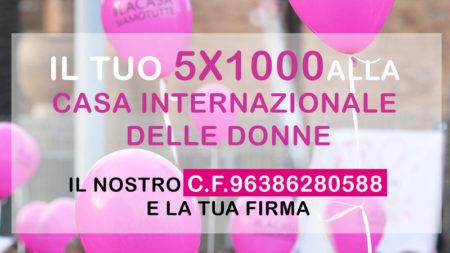 La Casa Internacional de la Dona de Roma necessita suport econòmic