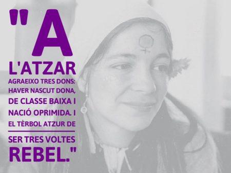 5/07::. 20 anys sense Maria Mercè Marçal