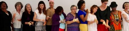 26-27/07::. a La Sala de La Bonne: 'Rebomboris' una proposta escènica col·laborativa de Xarxa de Cures ahir i avui, ART i PARTstperecaterina, dins de la programació Antic Teatre al Grec 2018