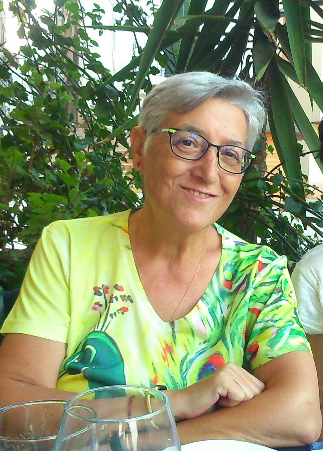 11/11::. Meli Tormo Muela (1952-2018)  La nostra companya, amiga i sòcia de Ca la Dona, ens va deixar el passat diumenge 11 de novembre a Barcelona.