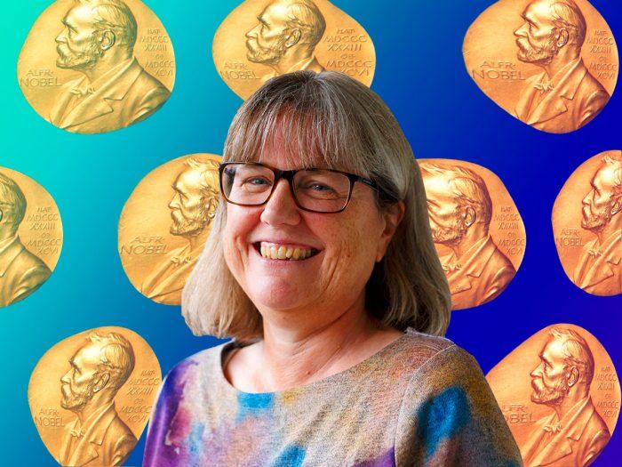 04/10::. El Nobel de Física Recae en una Mujer por Primera Vez en 55 años