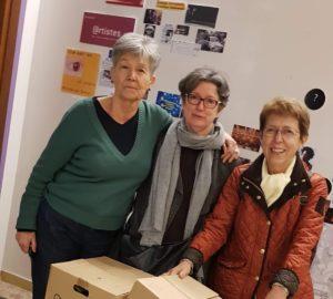 30/11::. Arriba a Ca la Dona la donació d'Antònia Pallach