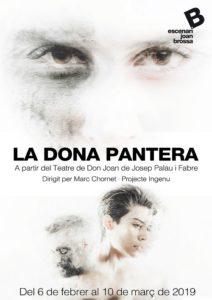 06/02-10/03::.Espectacle 'La dona pantera' a Escenari Joan Brossa