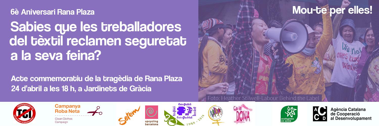 Rana Plaza 24 d'abril 2019