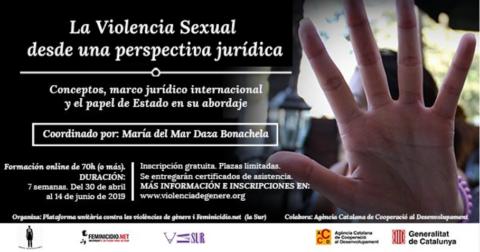 Violencia Sexual desde una Perspectiva Jurídica