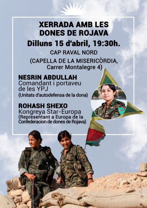 Dones de Rojava