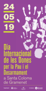 Dia Internacional de les dones per la Pau