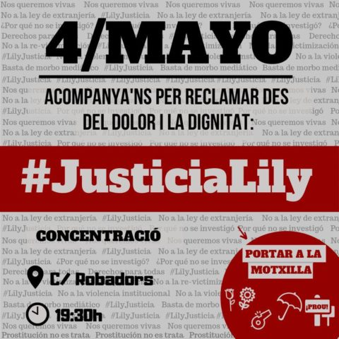 Justicia Lily