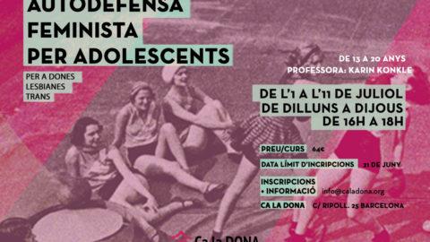 Autodefensa_feminista_Adolescents