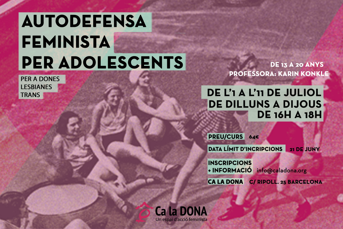 Autodefensa_feminista_Adolescents