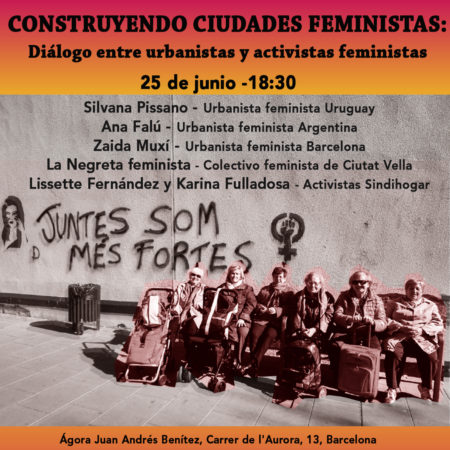 Conversatorio Urbanisme Feminista