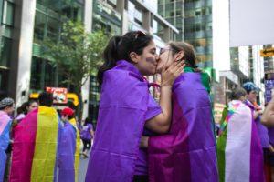 Barcelona te nom de revolta lesbiana i feminista