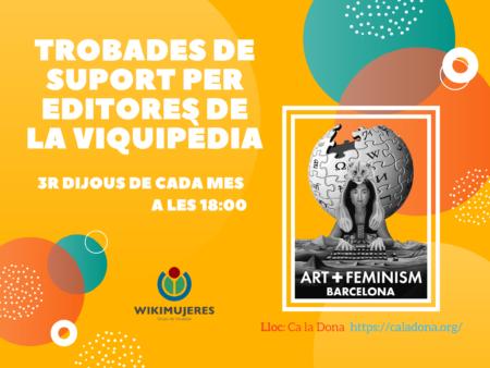 Viquipèdia art i feminisme