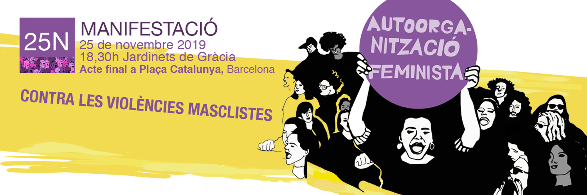 25N-Manifestació