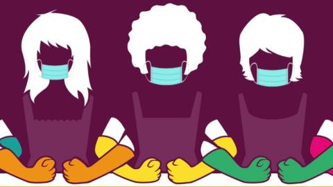 Apoyo trabajadoras del hogar y los cuidados