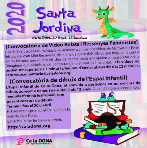 Santa Jordina 2020