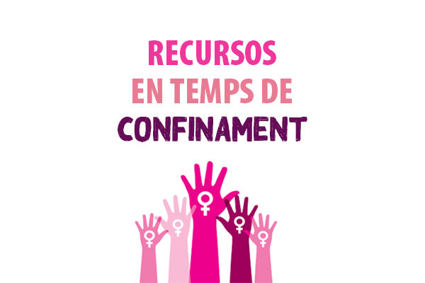 Recursos en temps de confinament