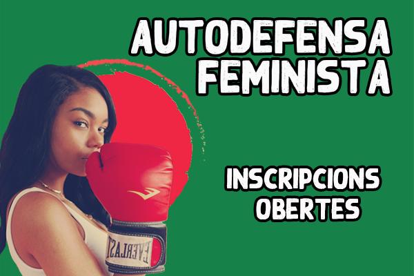Autodefensa Feminista Barcelona Inscripcions