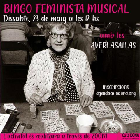 Bingo Feminista Musical