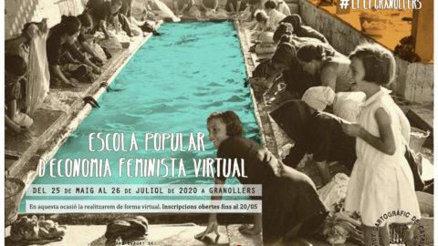 Escola Popular d'Economia Feminista Virtual