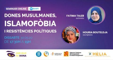 Dones Musulmanes, islamofòbia i polítiques Fatima Taleb I Houria Bouteldja