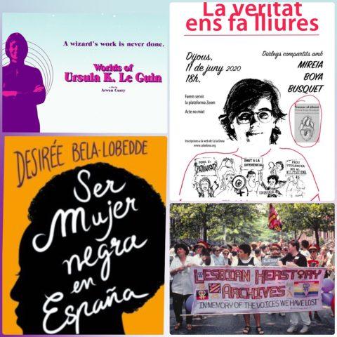 Novetats del Centre de Documentació de Ca la Dona