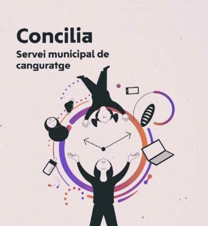 Concilia canguratge Barcelona
