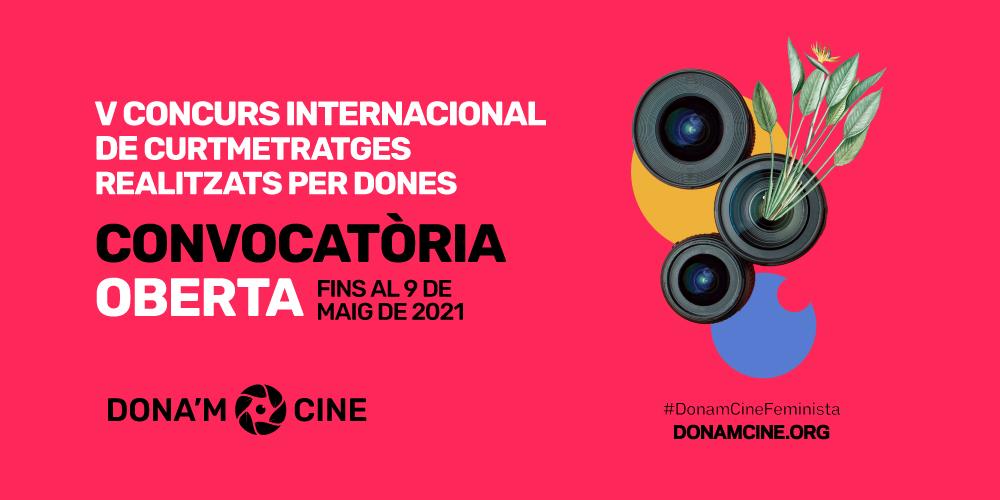 V edició Dona'm Cine