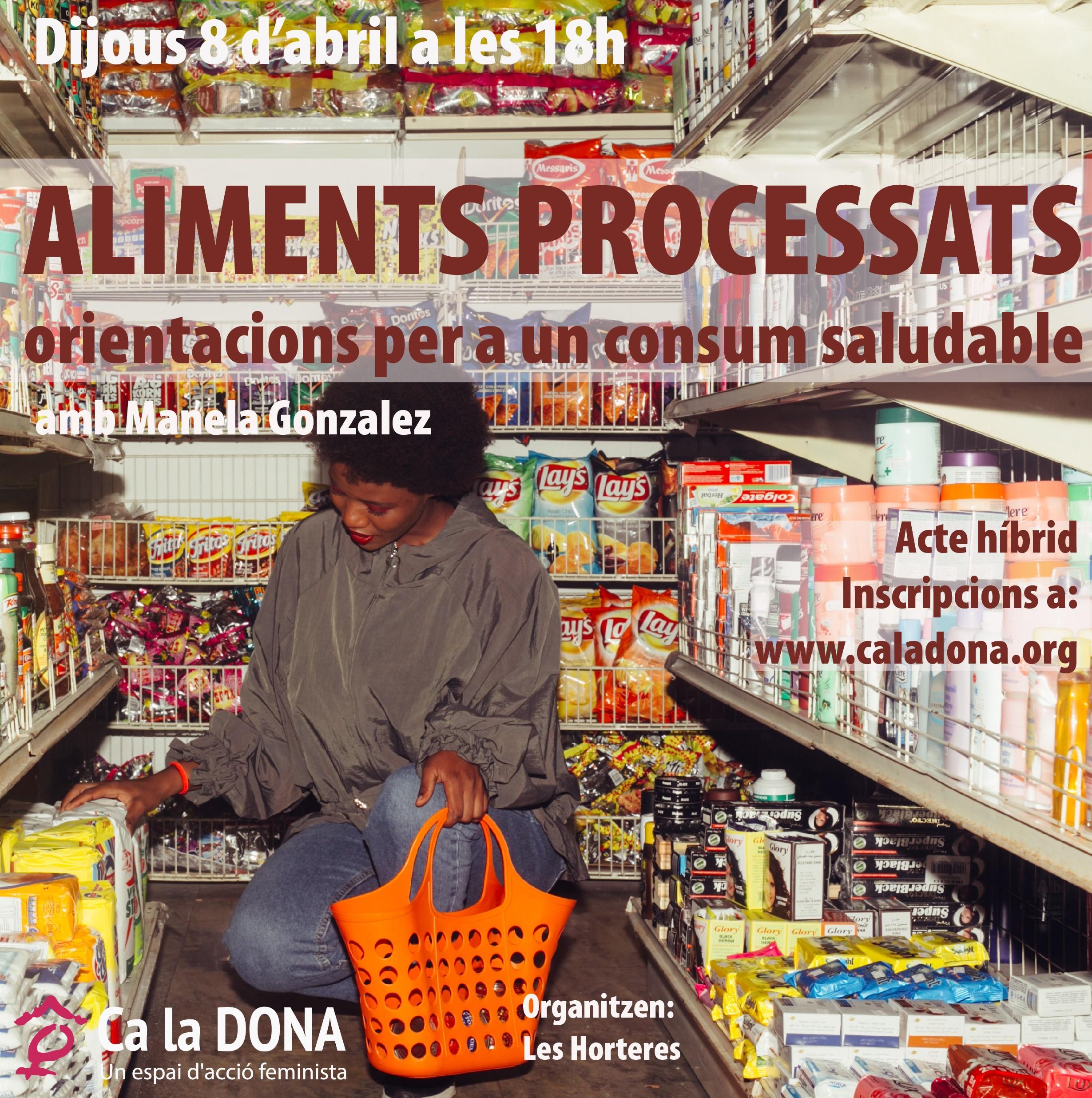 Aliments processats