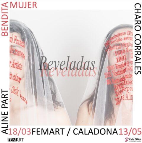REVELADES exposició FemArt