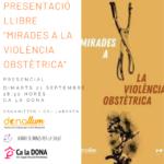 Presentació Mirades a la violència obstètrica